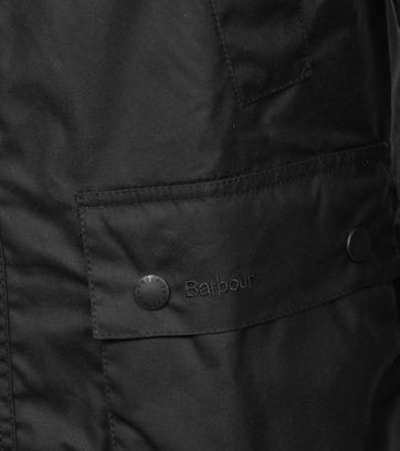 Barbour Ashby Wachsjacke Navy