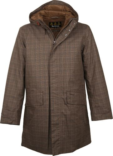 Barbour Audell Jacket Brown