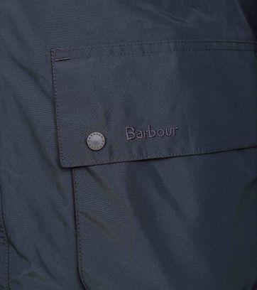 Detail Barbour Bann Jack Navy