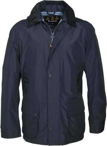 Barbour Bann Jacket Navy