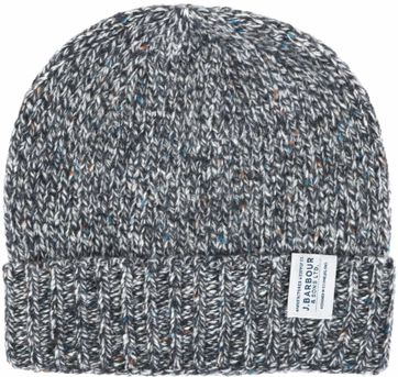 Barbour Beanie Whitfield Grau