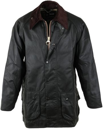 Barbour Beaufort Wax Jas Groen