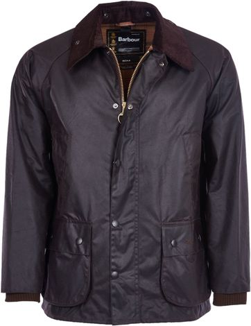 Barbour Bedale Wachsjacke Braun
