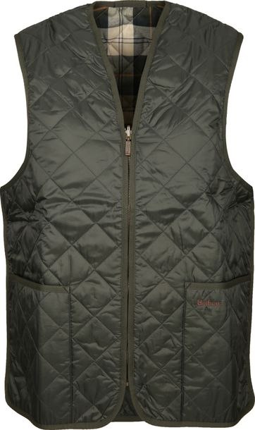 Barbour Bodywarmer Groen