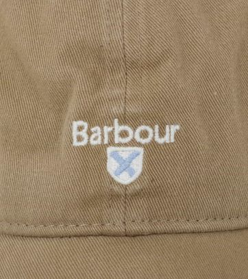 Barbour Cap Brown
