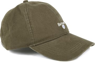 Barbour Cap Olive Green