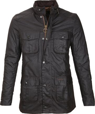 Barbour Corbridge Wachsjacke Rustic