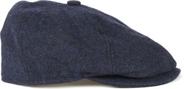 Barbour Flat Cap Navy