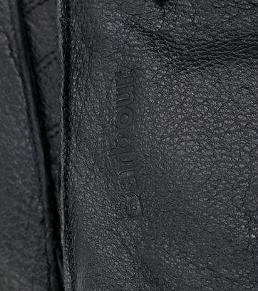 Barbour Gloves Black