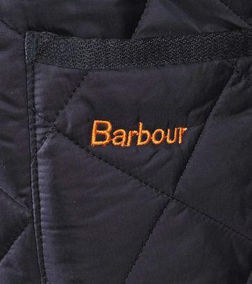 Barbour Heritage Liddesdale Jacke Navy