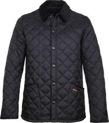 Barbour Heritage Liddesdale Jacket Black