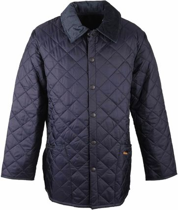 Barbour Heritage Liddesdale Jacket Navy
