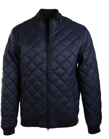 Barbour Holton Quilted Jas Donkerblauw