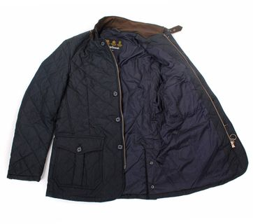 Barbour Jas Quilted Lutz