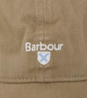 Barbour Kappe Braun