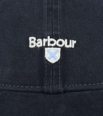 Barbour Kappe Dunkelblau