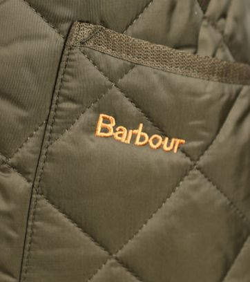 Barbour Liddesdale Heritage Steppjacke Grün