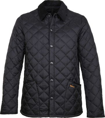 Barbour Liddesdale Jacket Black