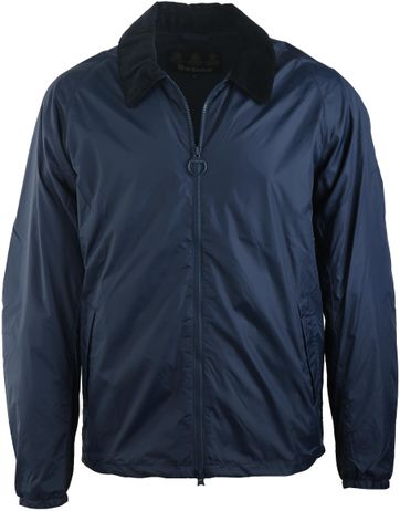 Barbour Lundy Jacke Dunkelblau