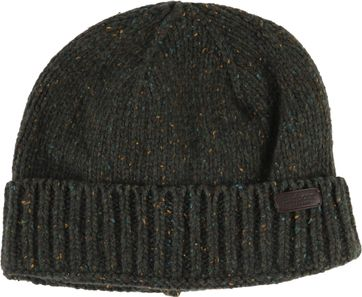 Barbour Muts Lynton Beanie Army