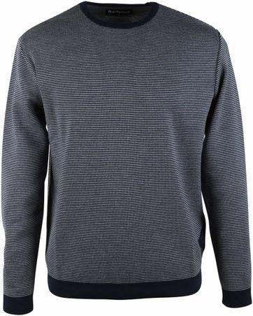 Barbour Oarlock Pullover Streifen
