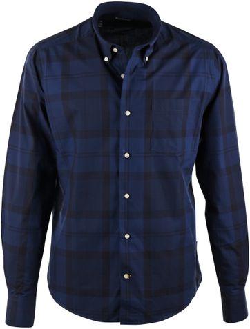 Barbour Pennith Shirt Navy