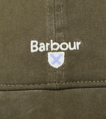 Barbour Pet Olijfgroen