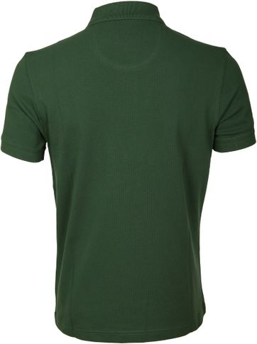 Barbour Poloshirt Racing Green