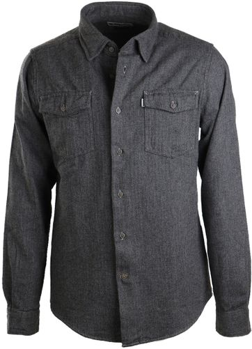 Barbour Port Shirt Antraciet