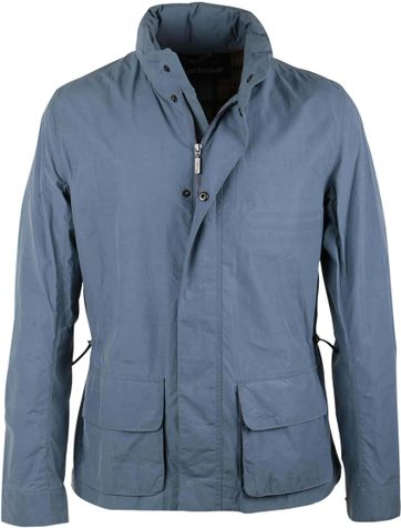 Barbour Port Sommerjacke Blau