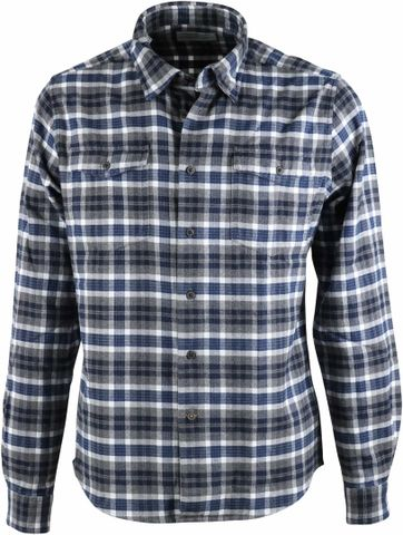 Barbour Rowlock Shirt Grijs