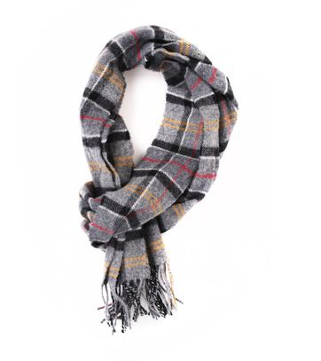Barbour Scarf Modern Grey