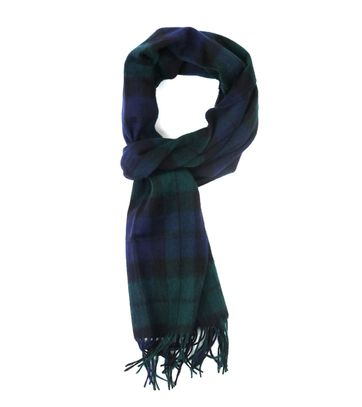 Barbour Scarf Watch Black