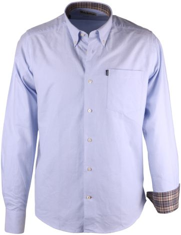 Barbour Shirt The Oxford Light Blue