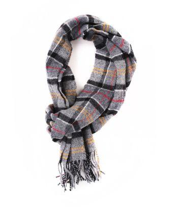 Barbour Sjaal Modern Grijs