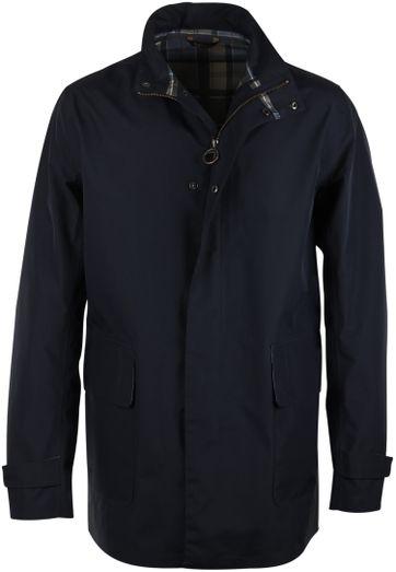 Barbour Tarbet Jacket Dark Blue