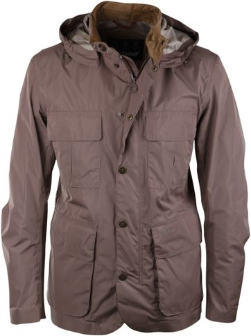Barbour Thurso Outdoor Jacke Sand