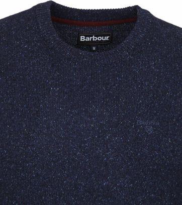 Barbour Tisbury Trui Donkerblauw