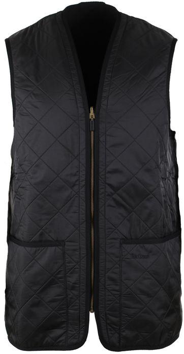 Barbour Waistcoat Polarquilt Black