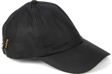 Barbour Wax Cap Black