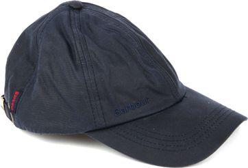 Barbour Wax Cap Navy