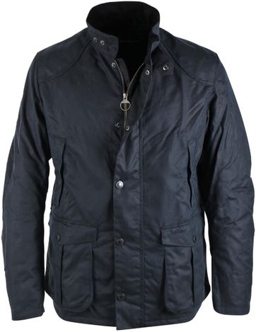 Barbour Waxjas Leeward