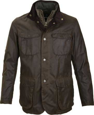 Barbour Waxjas Ogston Olive
