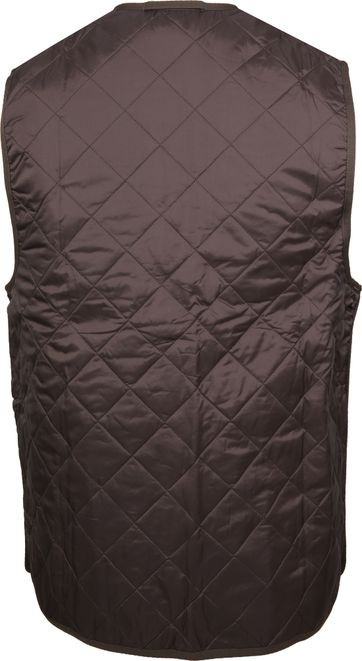Barbour Weste Braun