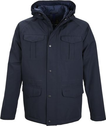 Barbour Whistable Jacke Dunkelblau