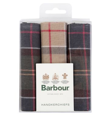 Barbour Zakdoek 3-Pack