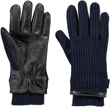 Barts Asher Gloves Navy & Black