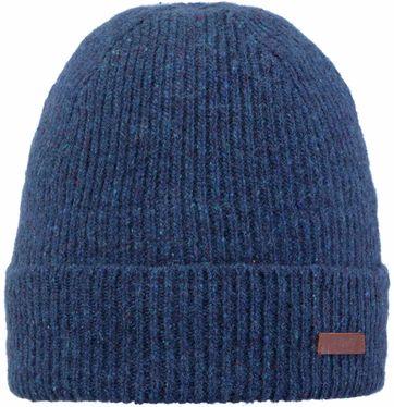 Barts Beanie Mütze Cameron Blau