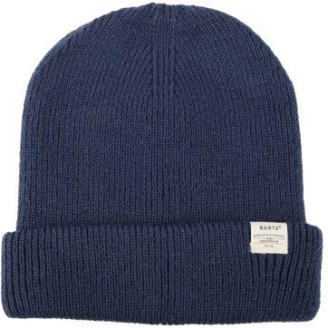 Barts Beanie Mütze Vinson Blau