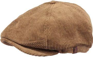 Barts Corduroy Jamaica Cap Braun